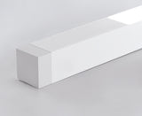 2 Square strip 50 wall/ceiling FLU 21W G5/T5 HE White
