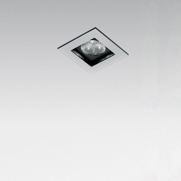 Zeno up 2 wall/ceiling recessed IP65 25° grey