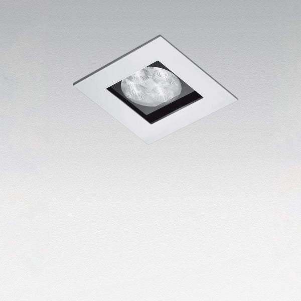 Zeno up 3 wall/ceiling recessed IP65 10° white