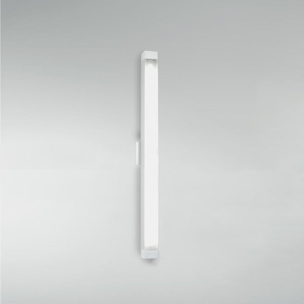 2.5 Square strip 37 wall/ceiling FLU 21W gloss white