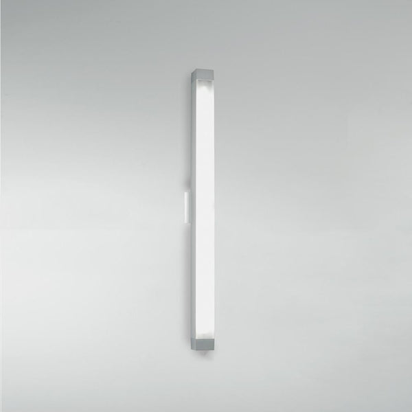 2.5 Square strip 37 wall/ceiling FLU 21W anodized aluminum