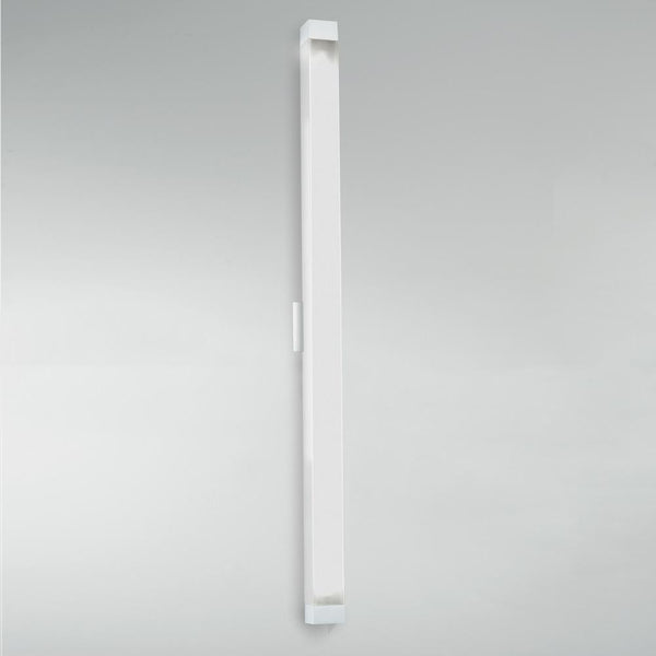 2.5 Square strip 49 wall/ceiling FLU 28W gloss white