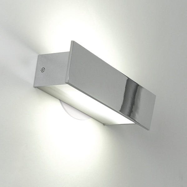 Bliss 13 wall/ceiling 42W CFL Chrome