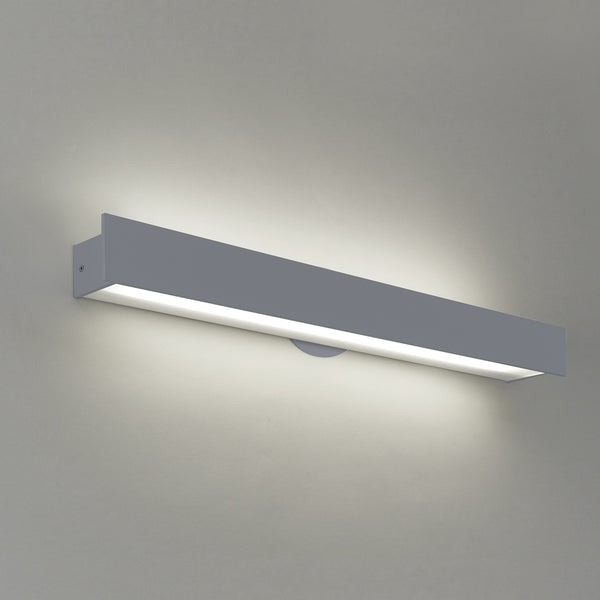 Bliss 38 wall/ceiling FLU 39W G5/T5 HO aluminum