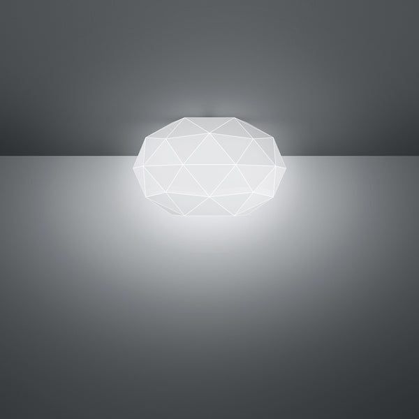 Soffione 45 wall/ceiling fluorescent