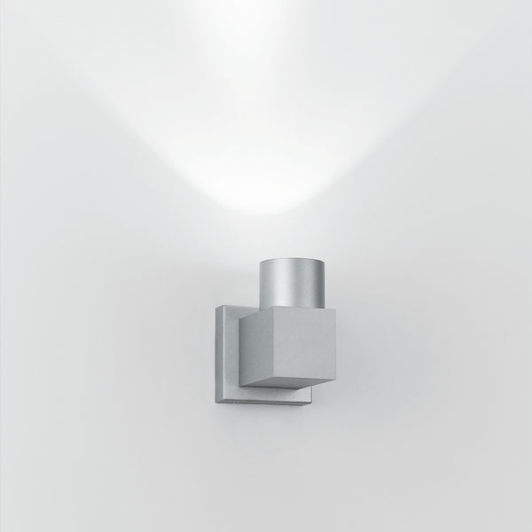 Dupla Single Wall Halogene HAL MR16 1x35W Indoor Grey