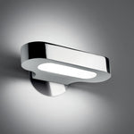 Talo mini Fluorescent 18W wall chrome