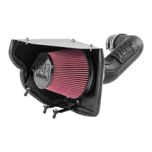Load image into Gallery viewer, 2007-2011 Jeep Wrangler Performance Air Intake Flowmaster Delta Force 615142