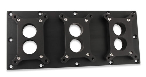 Sniper Fabricated Intake Removable Top Plate - 870010B