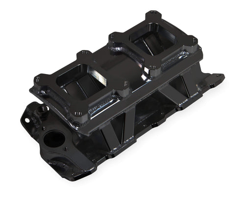 Sniper Sheet Metal Fabricated Intake Manifold Small Block Chevy - 825072