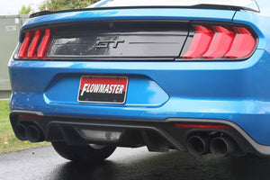 2018-2020 Ford Mustang GT Cat-back Exhaust System Flowmaster Outlaw 817800