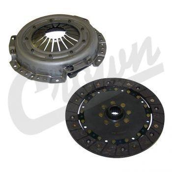 Crown Automotive - Metal Unpainted Clutch Kit - 52104289AE - Modern Day Muffler