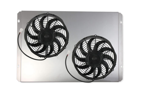 Frostbite High Performance Fan/Shroud Package - FB502H