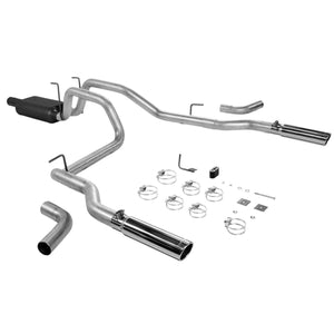 2006-2008 Dodge Ram 1500 Cat-back Exhaust System Flowmaster American Thunder 817424