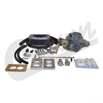 Vintage - Metal Black Carburetor Kit - K55138