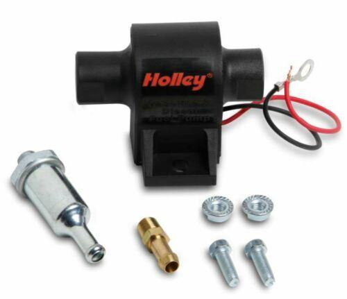 HOLLEY 12-427  32 GPH HOLLEY MIGHTY MITE ELECTRIC FUEL PUMP, 4-7 PSI - Modern Day Muffler