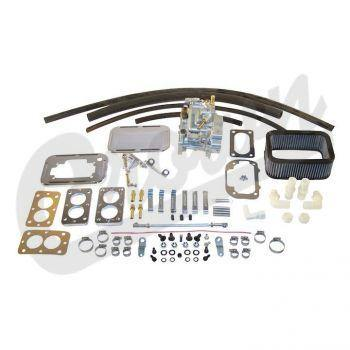 Vintage - Metal Black Carburetor Kit - 4715515