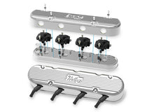 Load image into Gallery viewer, 2-PC LS Vintage Series Valve Covers - Polished Finish - 241-171