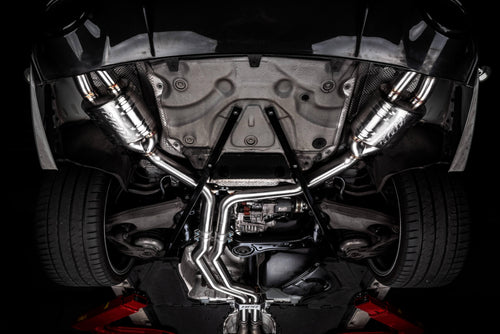 APR Catback Exhaust System - 4.0 TFSI - C7 RS6 and RS7 - CBK0010