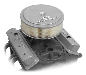 GM Muscle Series Air Cleaner - Natural Machined - 120-211