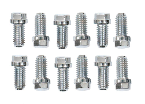 Mr. Gasket Stainless Steel Header Bolts - 2210G
