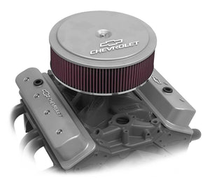 GM Muscle Series Air Cleaner - Natural Machined - 120-219