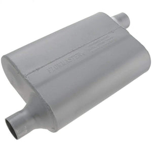 Flowmaster 942043 40 Delta Flow Muffler - 2.00 Offset In / 2.00 Offset Out - Agg