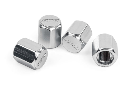 APR Valve Stem Caps - Silver - MS100178