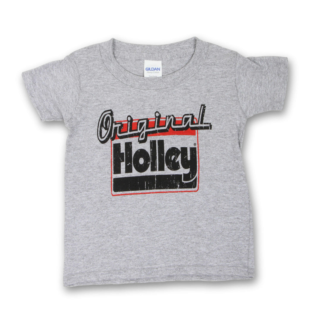 Holley Original Vintage Youth T-Shirt - 10107-MDHOL