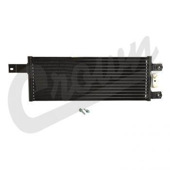 Crown Automotive - Aluminum Black Transmission Cooler - 68143895AA - Modern Day Muffler