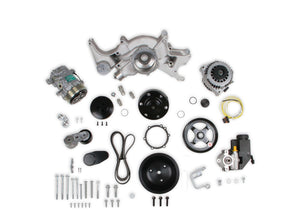 Holley Big Block Chevy Mid-Mount Complete Accessory System - 20-242