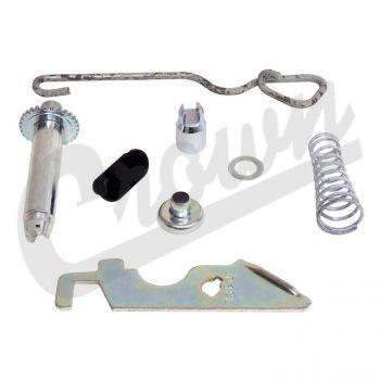 Vintage - Metal Zinc Drum Brake Automatic Adjuster Kit - J8124524 - Modern Day Muffler