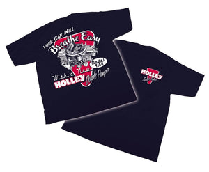Holley Retro Double Pumper T-Shirt - 10010-5XHOL