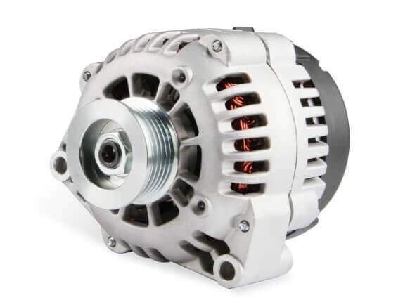 Alternator with 105 Amp Capability - 197-300