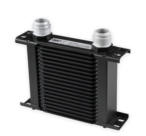 Earls UltraPro Oil Cooler 19 Rows Narrow Cooler 16 AN Male Flare Ports-219-16ERL - Modern Day Muffler