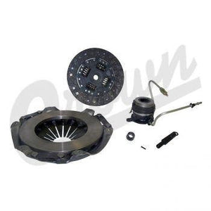 Crown Automotive - Semi-Metallic Black Clutch Kit - XYZ1993F - Modern Day Muffler