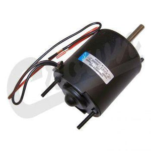 Vintage - Metal Black Blower Motor - J8127021 - Modern Day Muffler