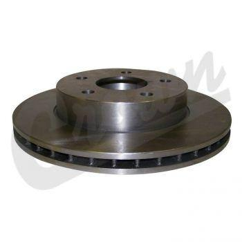 Crown Automotive - Metal Unpainted Brake Rotor - 52098672 - Modern Day Muffler