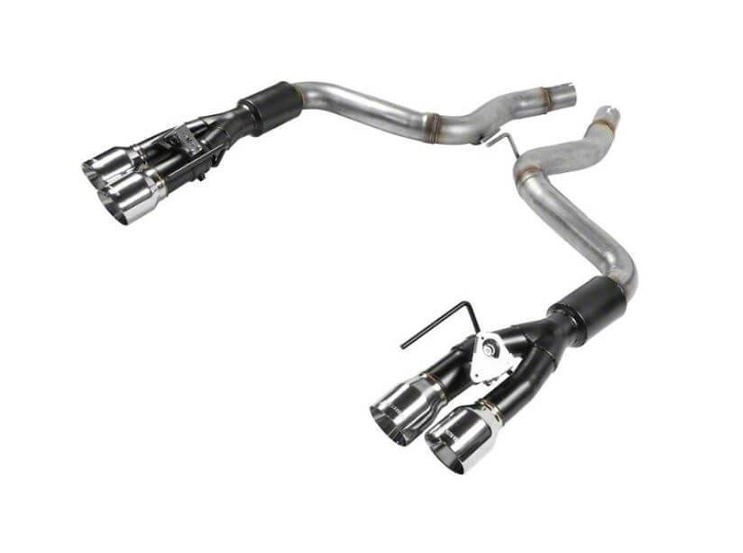 2018-2020 Ford Mustang GT Axle-back Exhaust System Flowmaster Outlaw 817825 - Modern Day Muffler