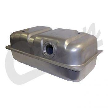 Crown Automotive - Metal Silver Fuel Tank - 83502635 - Modern Day Muffler