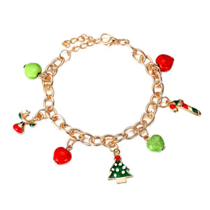 Christmas Holiday Bracelet