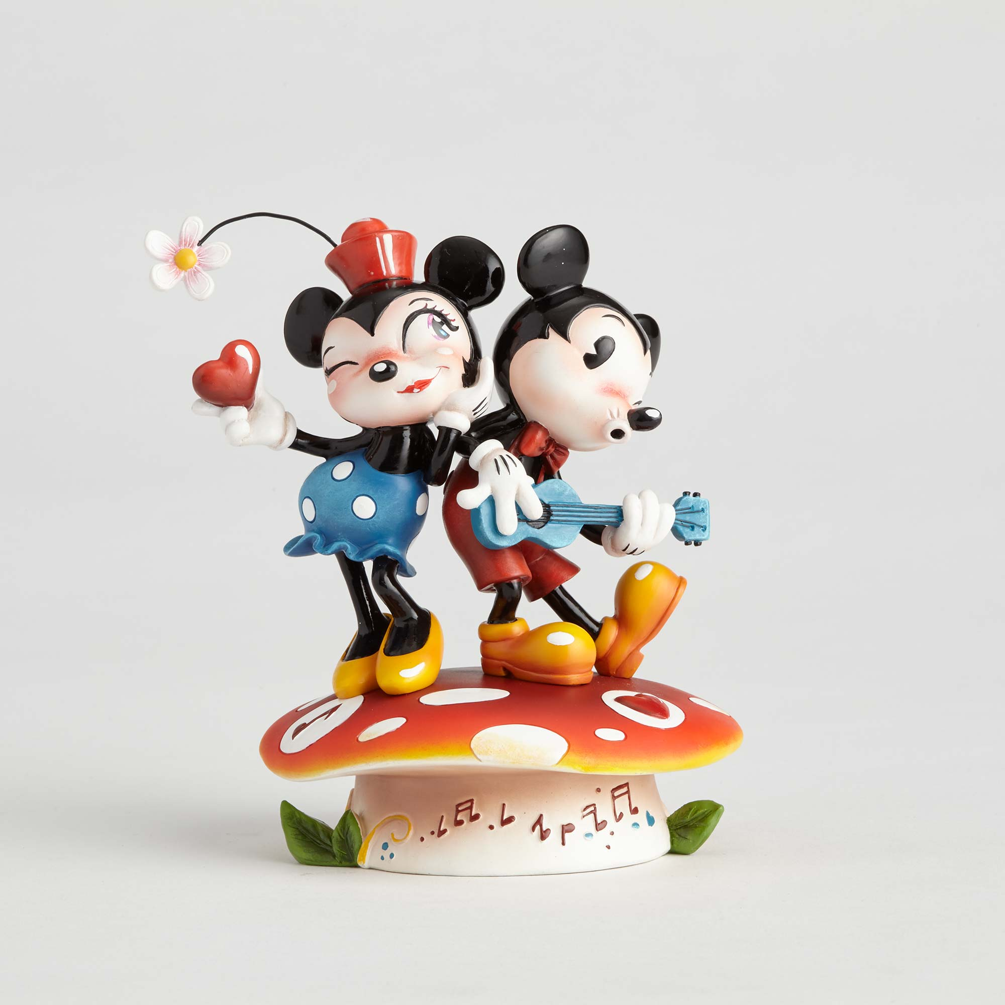 Mickey & Minnie Mouse - World of Miss Mindy