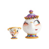 Mrs. Potts and Chip Set