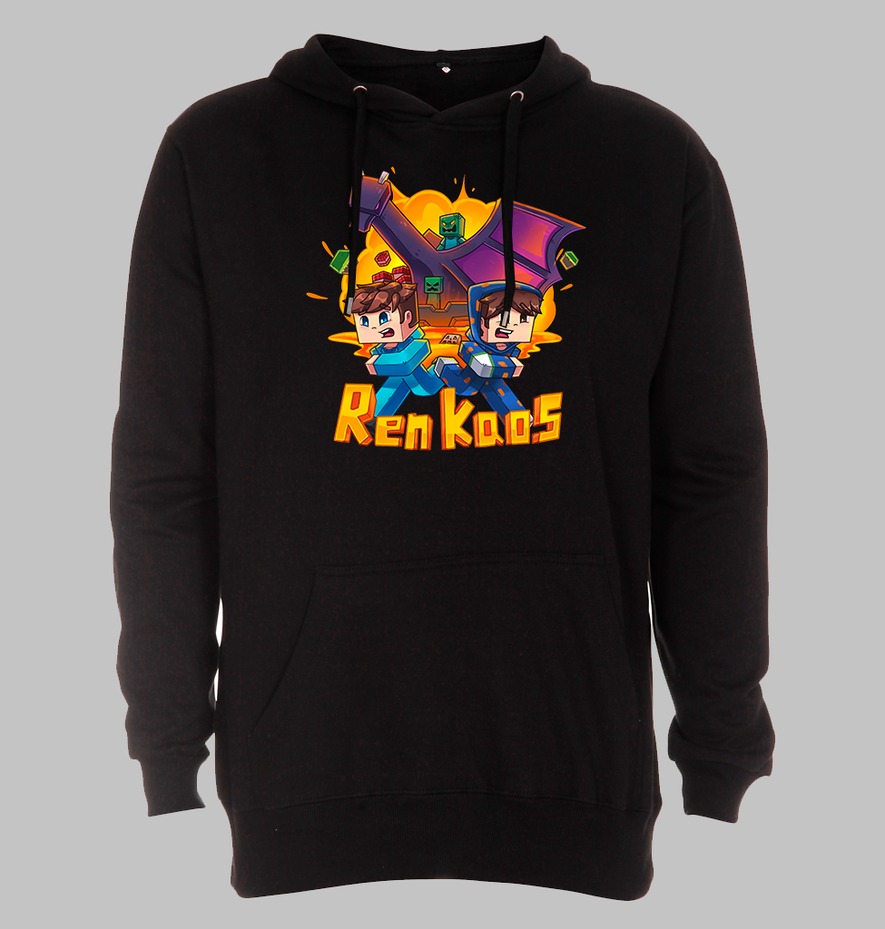 Ren Kaos Hoodie *LIMITED EDITION*