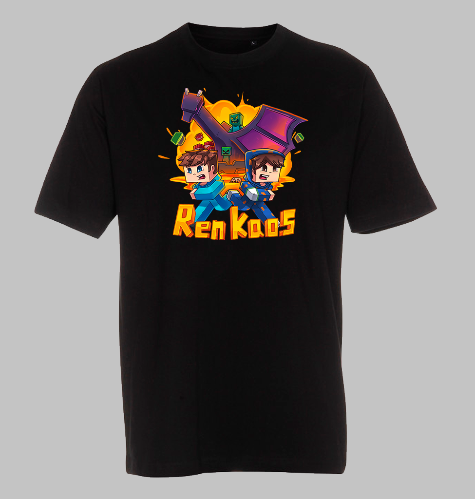 Ren Kaos T-Shirt *LIMITED EDITION*