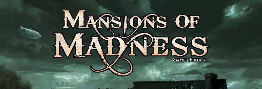 Mansions of Madness - Horrific Journeys - Released Nov 29