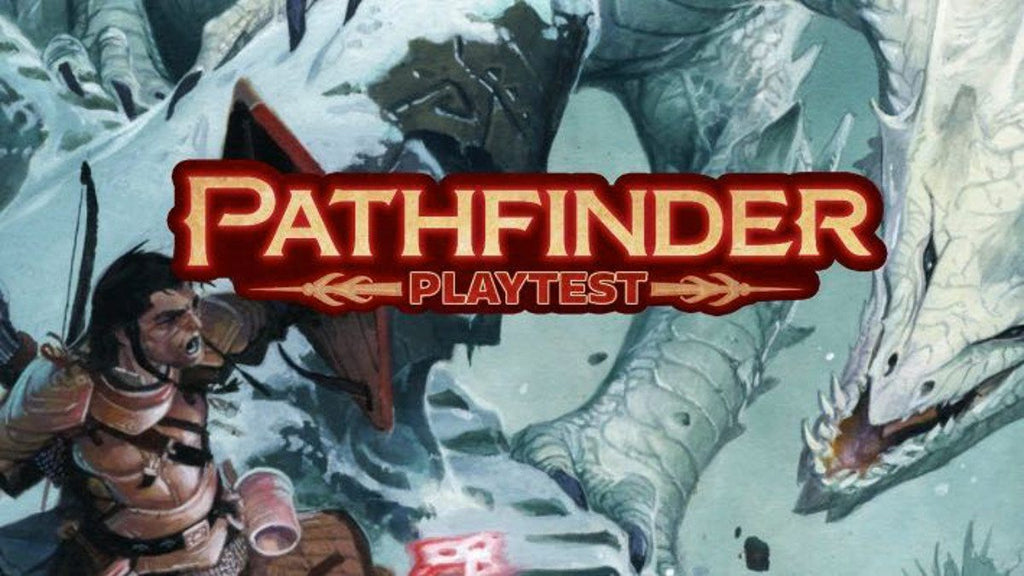 Pathfinder 2 - Playtest