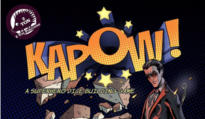 KAPOW! Kickstarter Launched