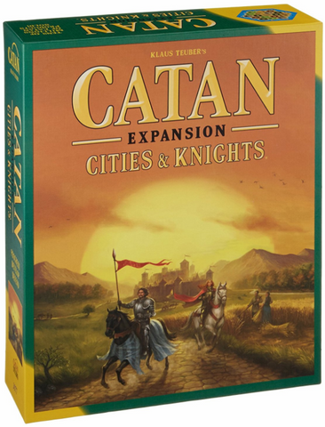 Settlers of Catan: Cities & Knights Expansion