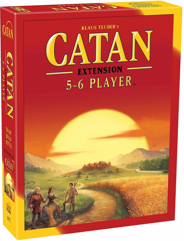 Settlers of Catan: Base Game (5-6 Player Extension)